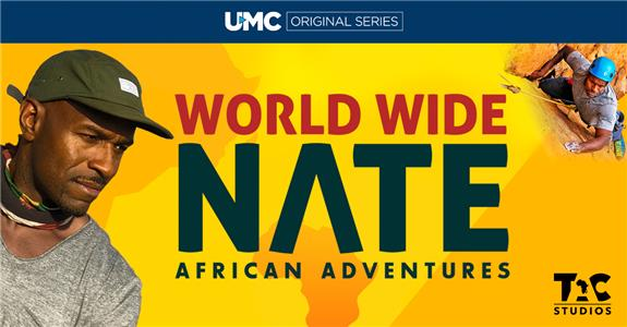 World Wide Nate: African Adventures  Online HD