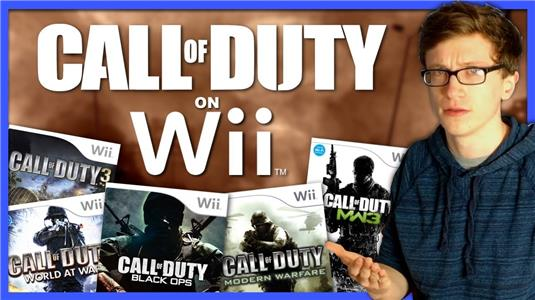Scott The Woz Call of Duty on Wii (2017– ) Online HD
