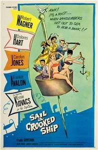Sail a Crooked Ship (1961) Online HD